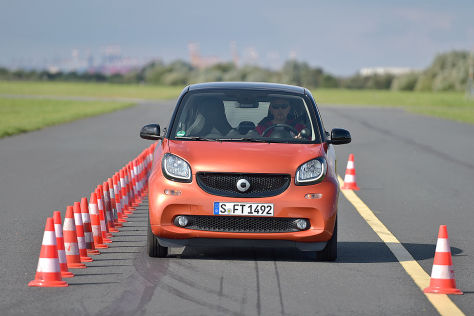 Smartr fortwo