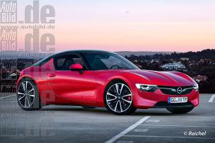 Keine Knöpfe im Opel GT