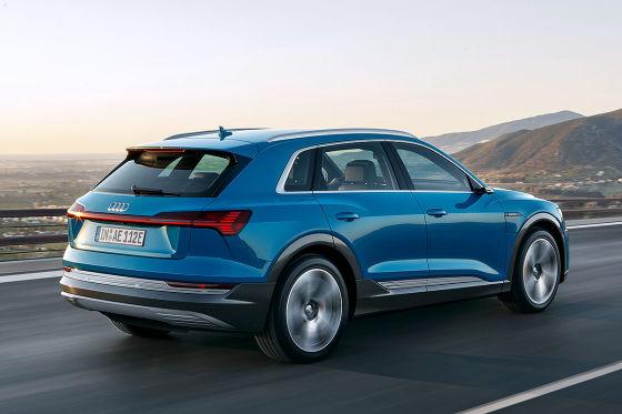 Audi zielt aufs Model X