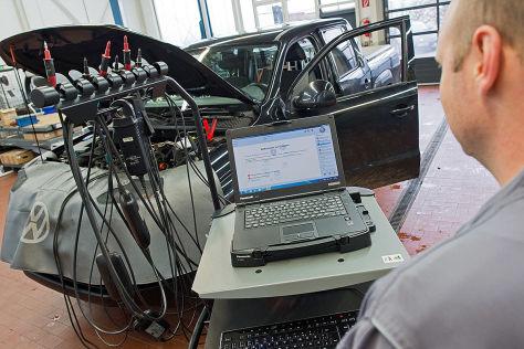 Vw Abgasskandal Was Sie Zum Rückruf Wissen Sollten Autobildde