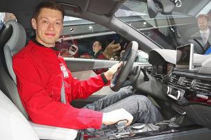 So sitzt es sich im Audi S4