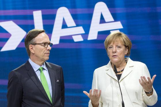Ein Astra für Angela