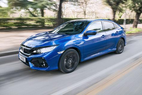Honda Civic 2016: Vorstellung