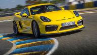 Porsche: Sechs Modelle im Tracktest