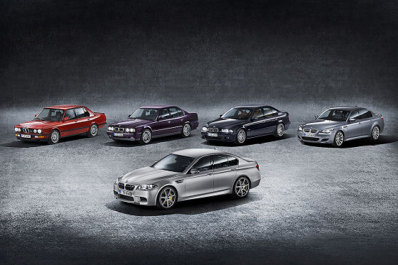 Alles zum neuen BMW M5