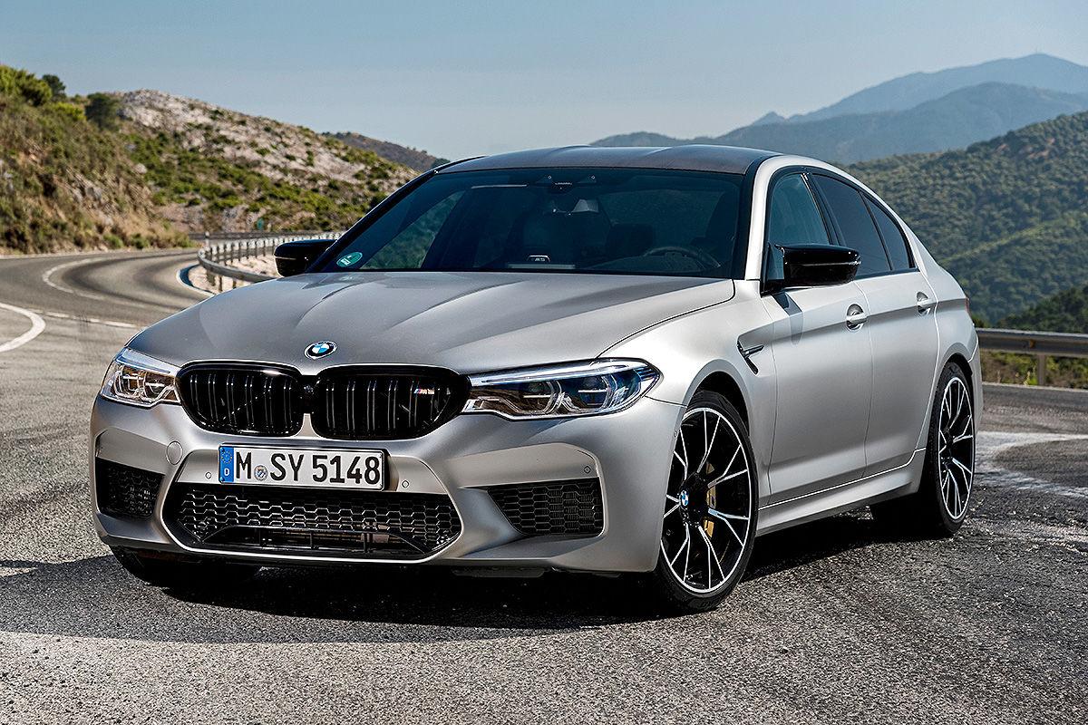BMW M5 F90 (2017): Test, Infos und Bilder