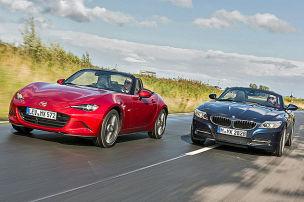 Hängt Mazda jetzt BMW ab?