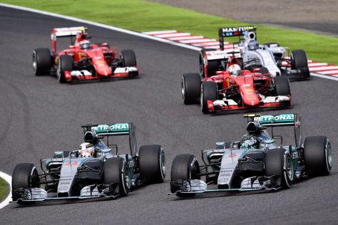 Formel 1 2021 Japan