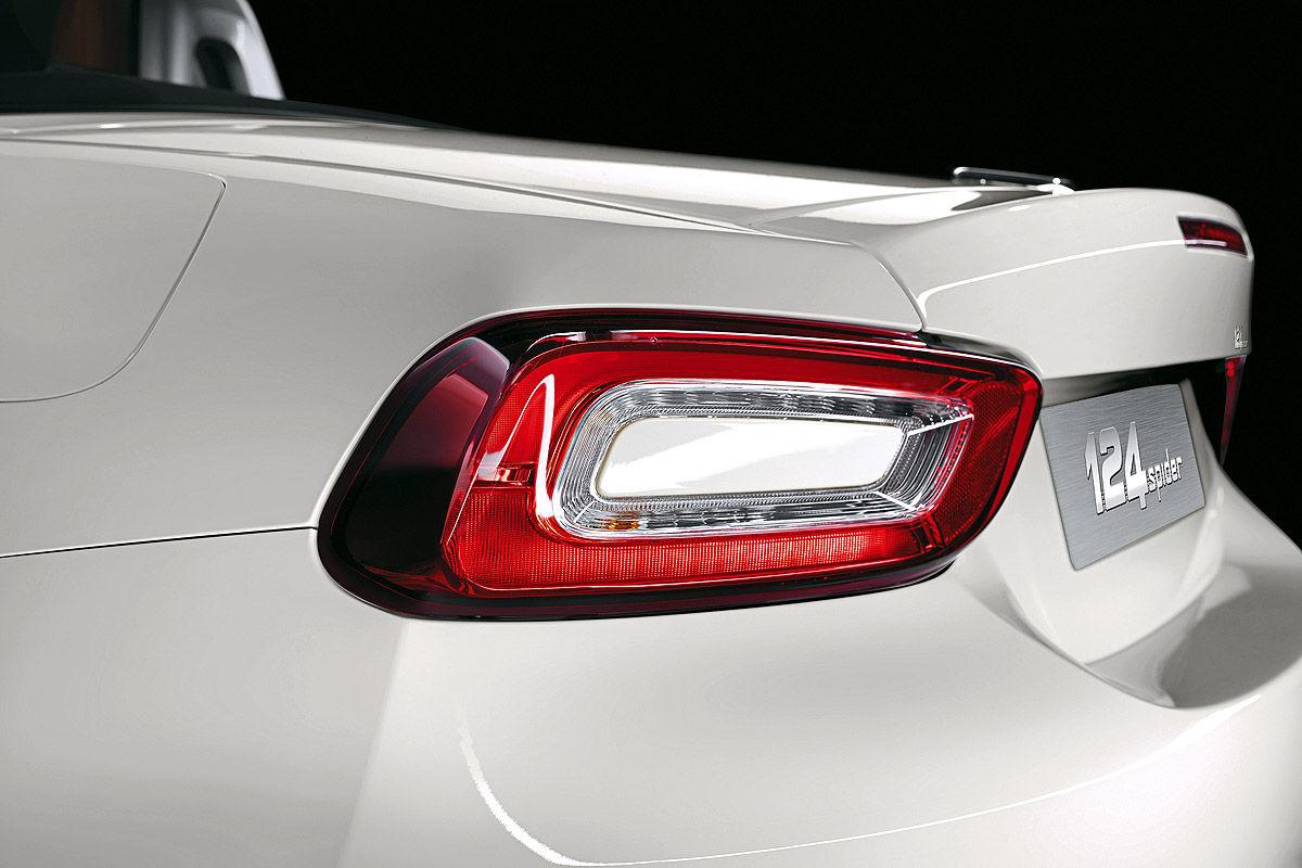 Fiat 124 Spider (LA Auto Show 2015): Vorstellung, Marktstart
