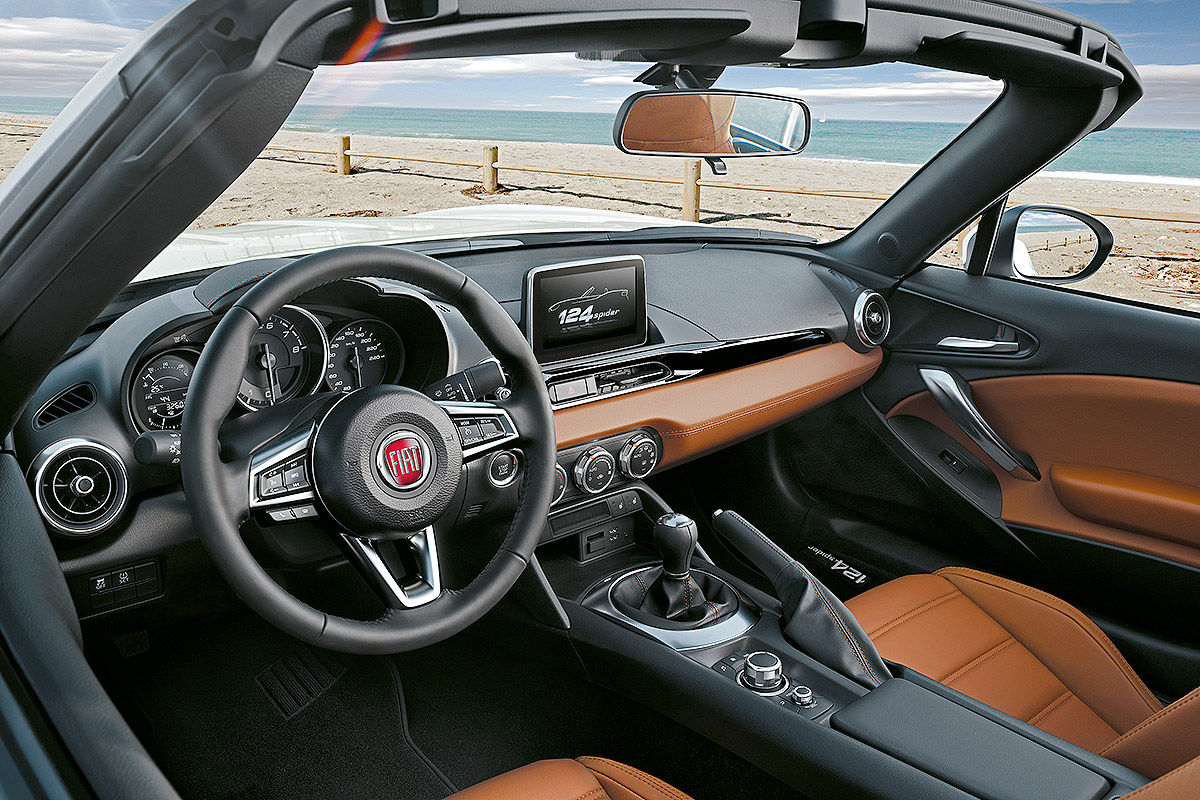 Fiat 124 Spider: Preise