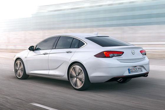 Opel Insignia !! Sperrfrist 07. Dezember 2016 00:01 Uhr !!
