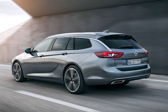 Opel Insignia Sports Tourer  !! Sperrfrist 06. Februar 2017 00:01 Uhr MEZ  !!