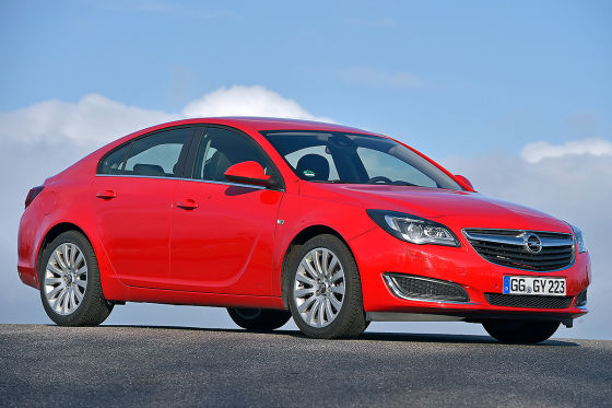 Opel strebt nach oben