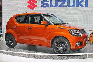 Suzuki auf der Tokyo Motor Show 2015