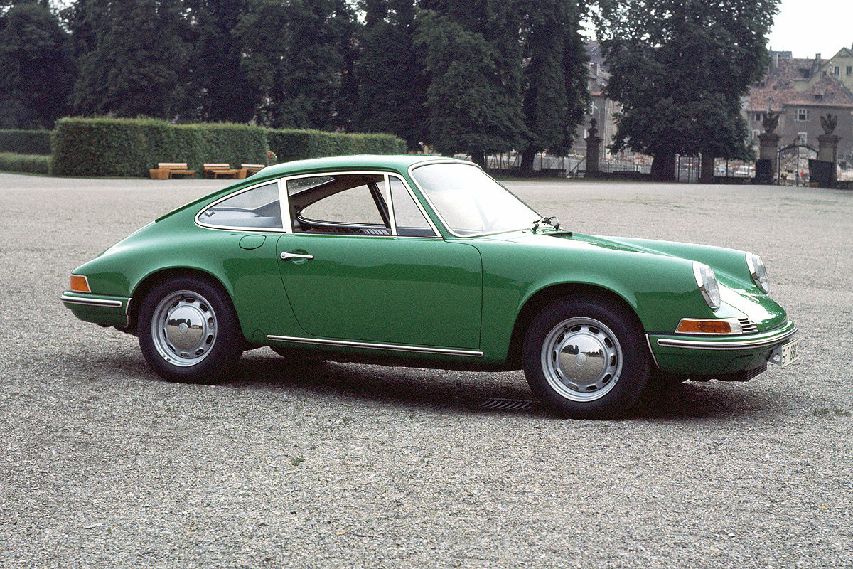 Porsche 911 T 2.4 Coupé Ölklappenmodell (1972)