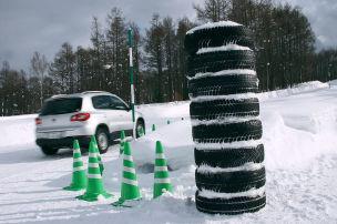 Winterreifen für SUV