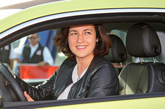 Deutschlands beste Autofahrer 2015 Dorothee Bär