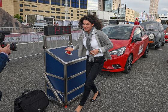 Deutschlands beste Autofahrer 2015 Tina Müller
