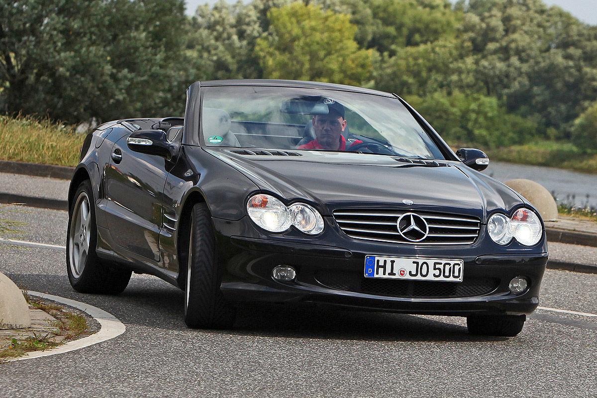 Mercedes-Benz SL R 129 W 198