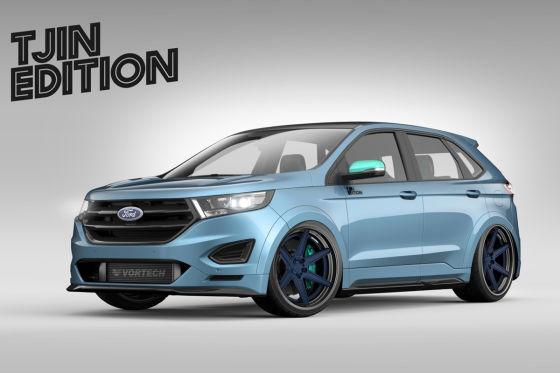 Ford fährt auf
