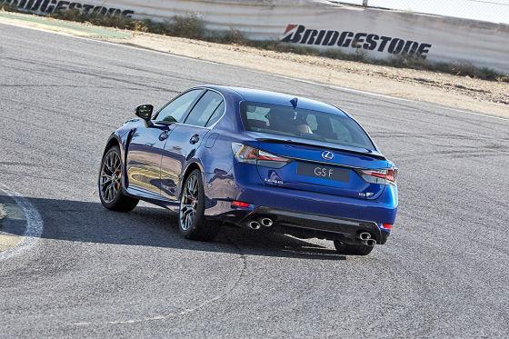 Lexus GS F (2015): Fahrbericht