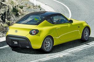 Toyota plant Sportcoupé