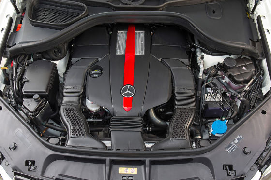 Das V6-Topmodell