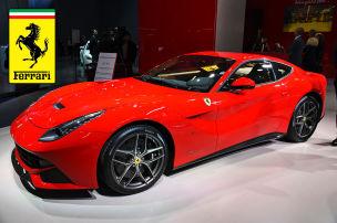 Ferrari an der Wall Street