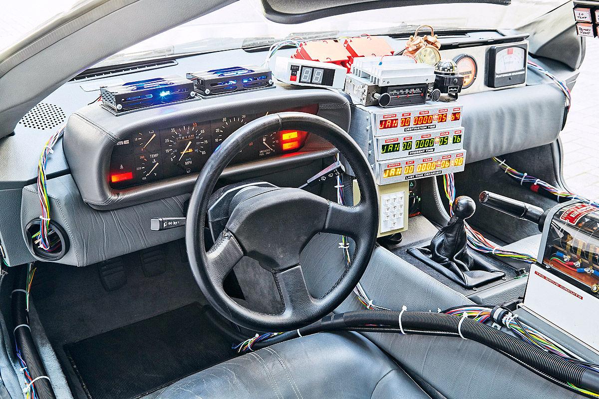 DeLorean DMC-12 – Zurück in die Zukunft