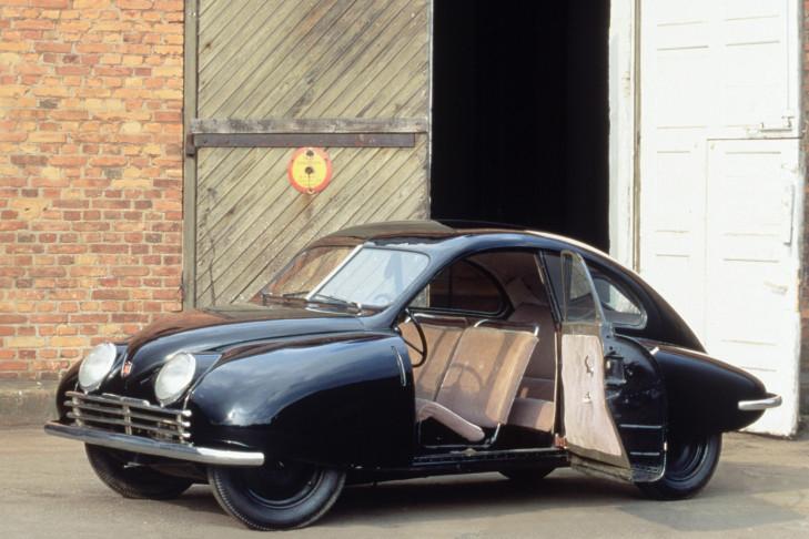 """""""Ur-Saab"""" Modell 92 (1947)"""