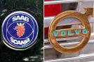 Saab Scania Volvo Montage