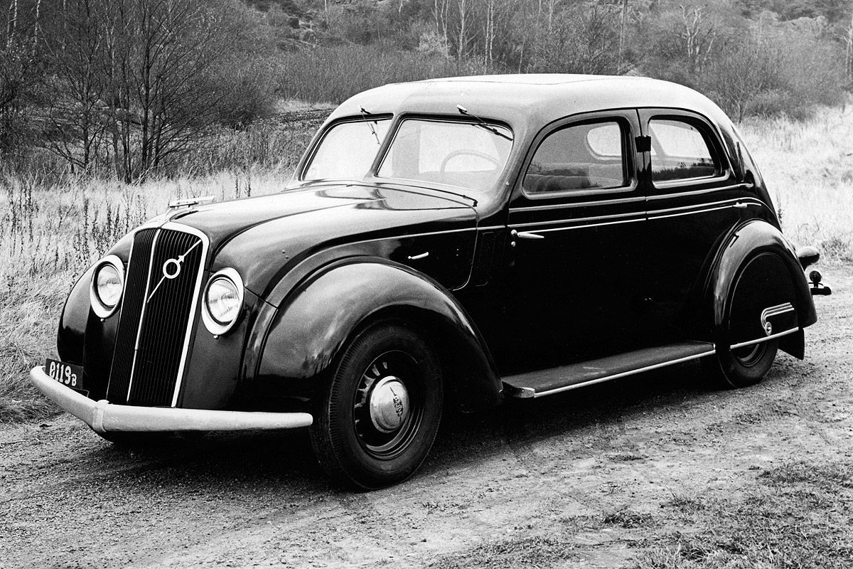 Schwedische Wertarbeit von Volvo und Saab