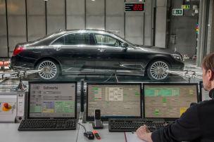 Mercedes nutzt R1234yf