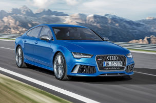 605 PS im Audi RS 7