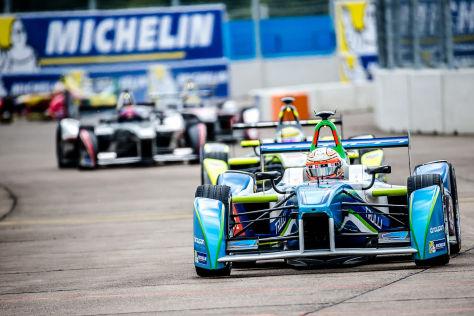 Michelin Saisonvorschau Formel E-Weltmeisterschaft