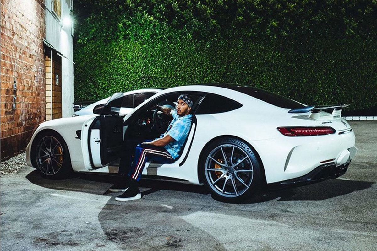 Autos von Lewis Hamilton: So fährt der Weltmeister