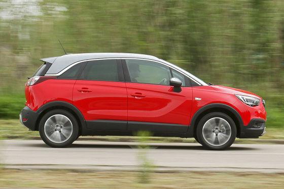 Alles zum Opel Crossland X