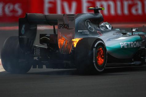 Formel 1 gibt Mexiko-Comeback: Rosbergs Bremsen fangen ...