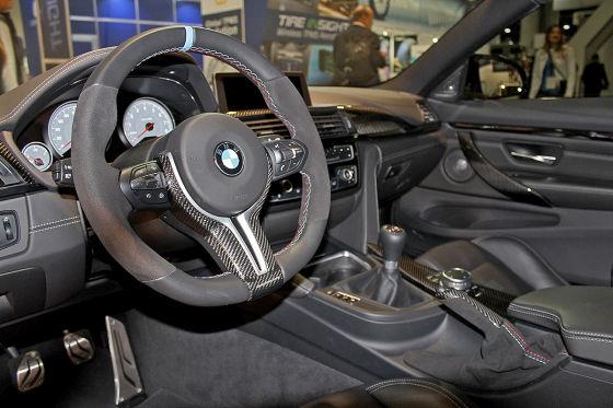 BMW-Zubehör auf der SEMA