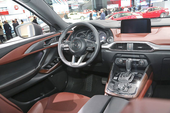 Mazdas neues Crossover-SUV