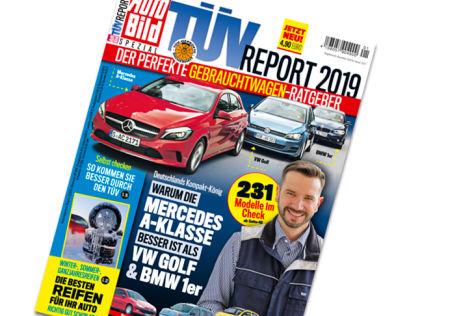AUTO BILD TÜV-Report 2016