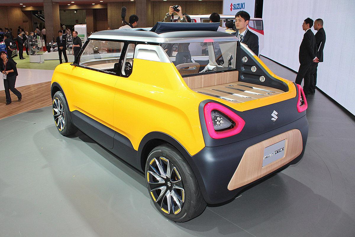 Kei-Cars: Die skurrilen Mikro-Autos der Japaner