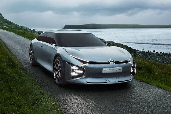Citroën CXeperience