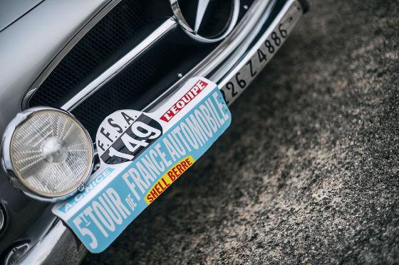 """Mercedes 300 SL """"Sportabteilung"""""""