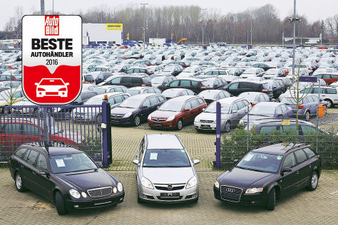 Deutschlands Beste Autohändler 2016 Autobildde