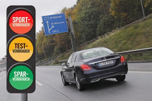 Neue AUTO BILD-Verbrauchs-Ampel