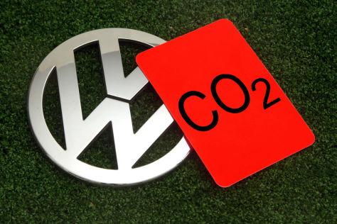 Volkswagen veröffentlicht CO2-Liste