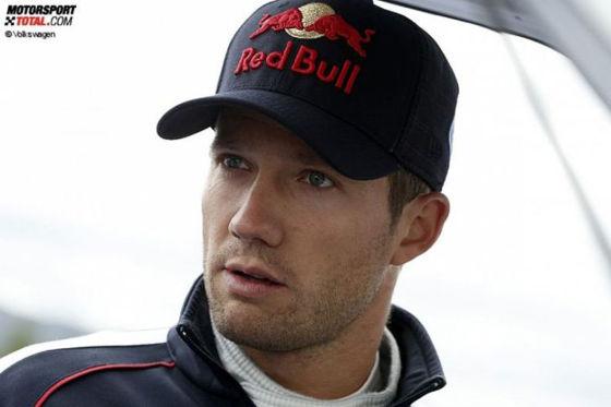 Sebastien Ogier gewann zum dritten Mal in Folge in Großbritannien