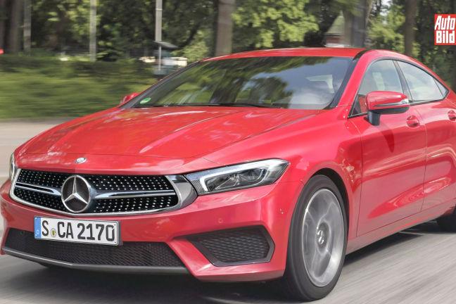 Video: Mercedes CLA (2019) - autobild.de