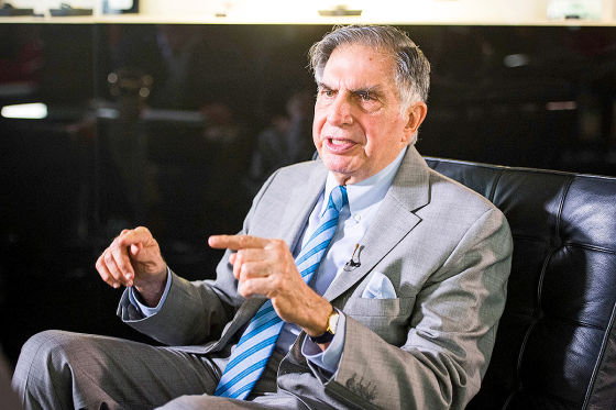 Interview: Ratan Tata